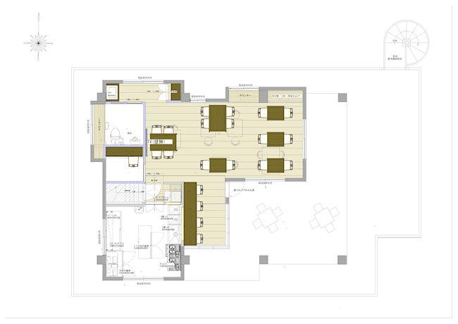 施工後図面2階