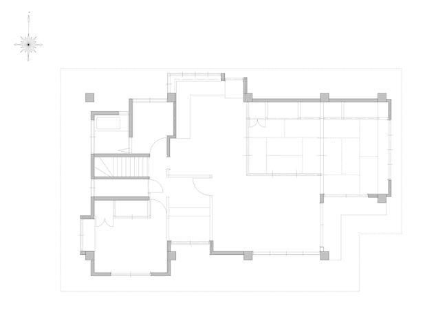 施工前図面1階